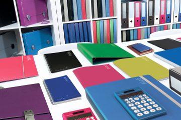 Quaderni e raccoglitori Colortouch Mitama