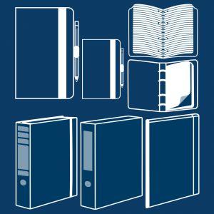 Quaderni - Raccoglitori -Notes