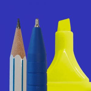 Penne - Evidenziatori - Matite