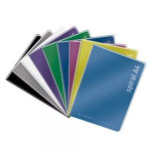 Maxi quaderni spiralati Colortouch Mitama 62020-62022