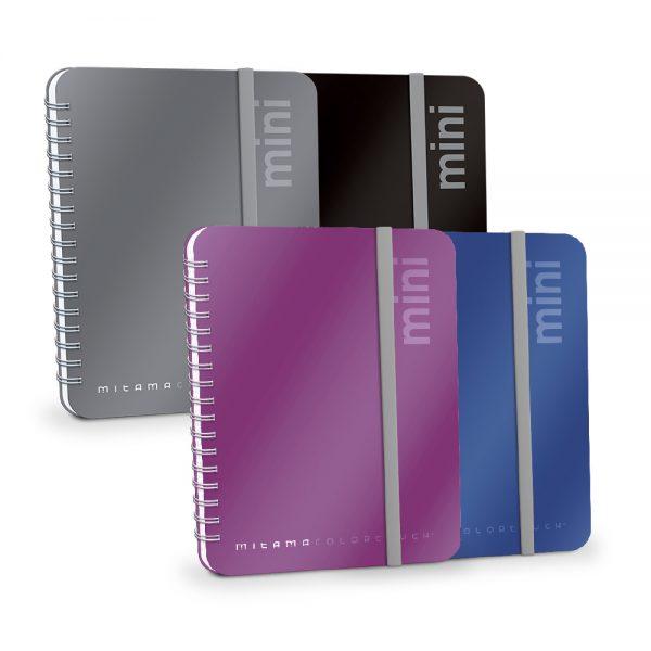 rigo/quadro - mini notes blocco tascabile