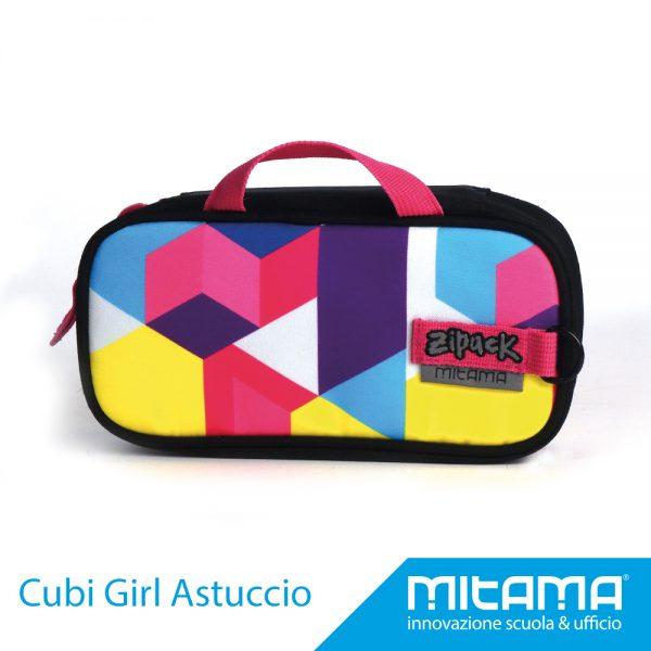 Cubi girl ASTUCCIO