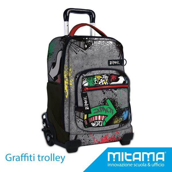 GRAFFITI TROLLEY