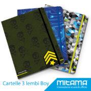 Cartelle 3 lembi boy