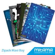 Zipack Maxi Boy