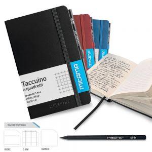 Taccuini e Notes