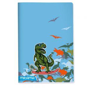 Quaderno Dino Mitama