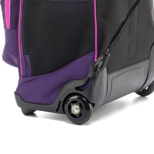mitama-dr-trolley-viola-fucsia-particolare-ruota-63435