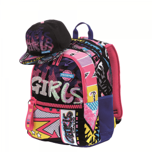 ZAINO PLUS GIRL PAILLETTES