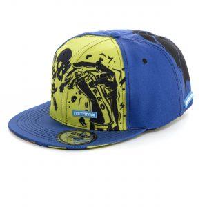 Cappello omaggio zaino plus super fluo