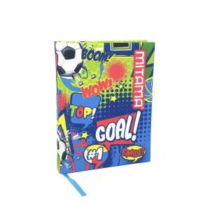 fronte diario junior mitama goal